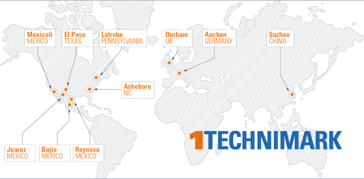 Technimark Global Locations